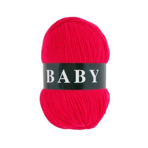 Vita Baby Ярко-красный